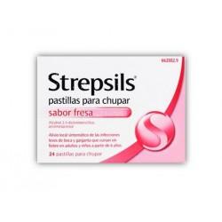 Strepsils pastillas para chupar