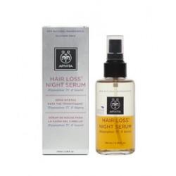 APIVITA Serum de noche para la caída del cabello 100 ml