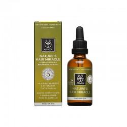 APIVITA  Aceite fortificante y energizante para el cabello 50 ml 100 % natural