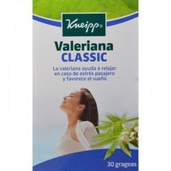 KNEIPP Valeriana Classic 30 grajeas