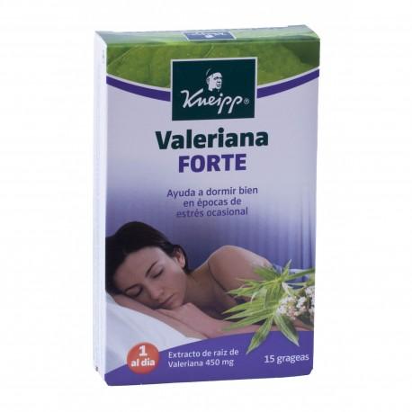 KNEIPP Valeriana Forte grageas