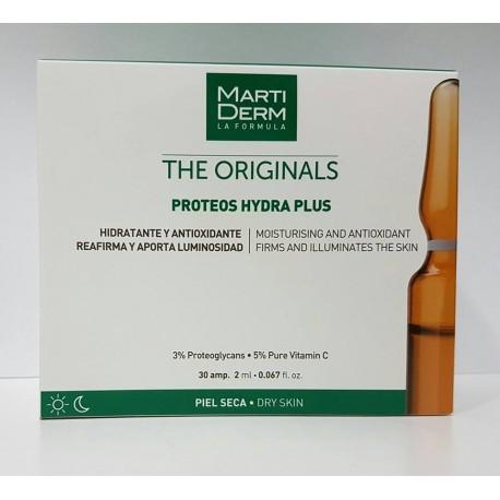 MartiDerm Proteoglicanos 30 Ampollas