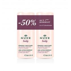Nuxe Body Desodorante Duplo