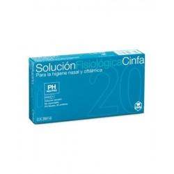 Solución fisiológica monodosis Cinfa