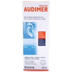 Audimer spray oído adultos y niños 60ml Esteve