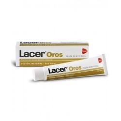 Pasta dentífrica Oros 125ml Lacer