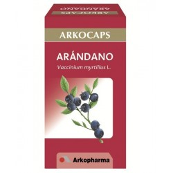 Arkocápsulas arándano 50 cápsulas Arkopharma