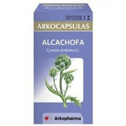 Arkocápsulas alcachofa Arkopharma