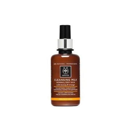 APIVITA Leche limpiadora pieles normales/secas 200 ml