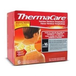 Thermacare 6 parches cuello, hombres y muñecas