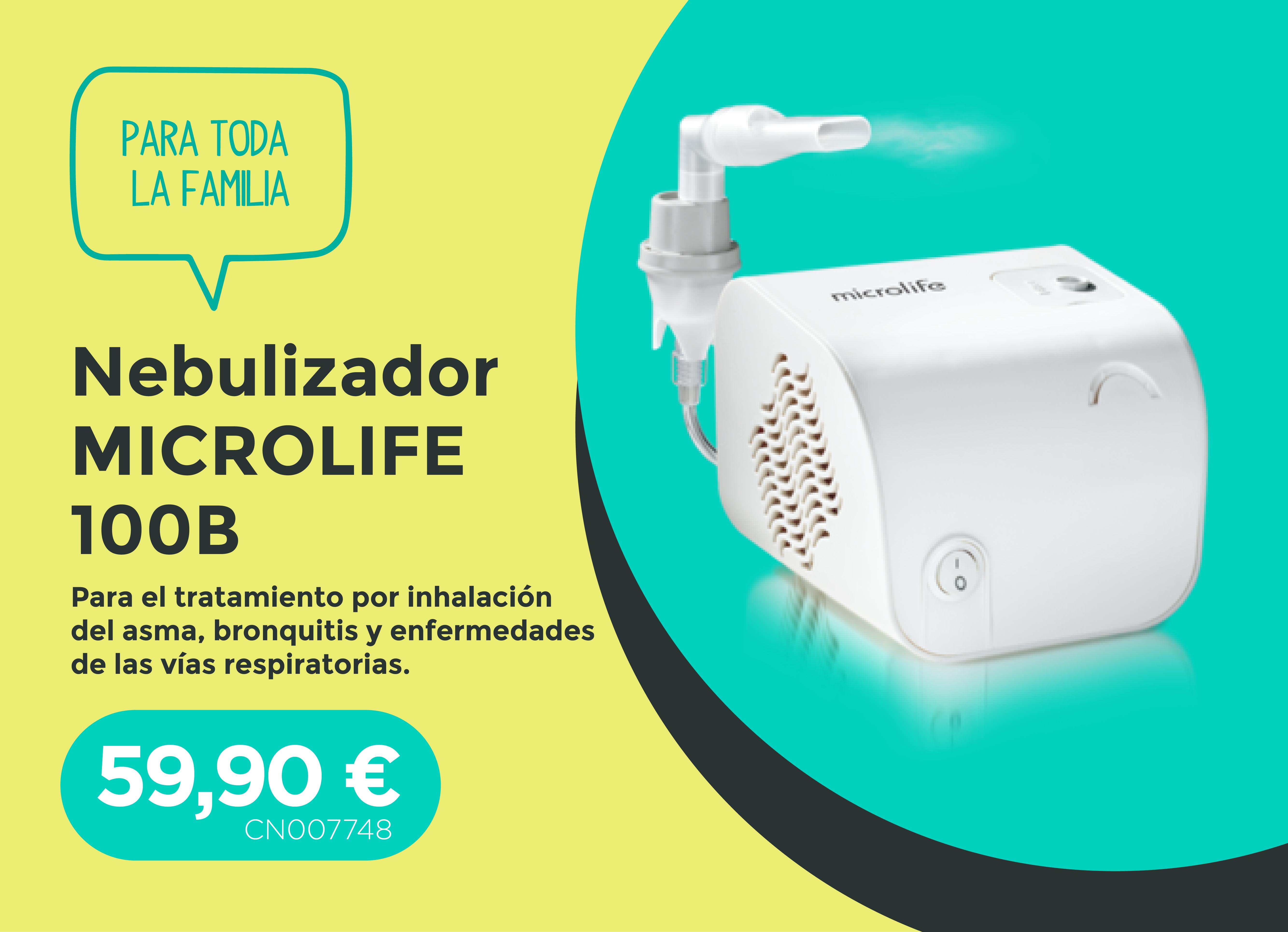 Nebulizador Microlife 100B
