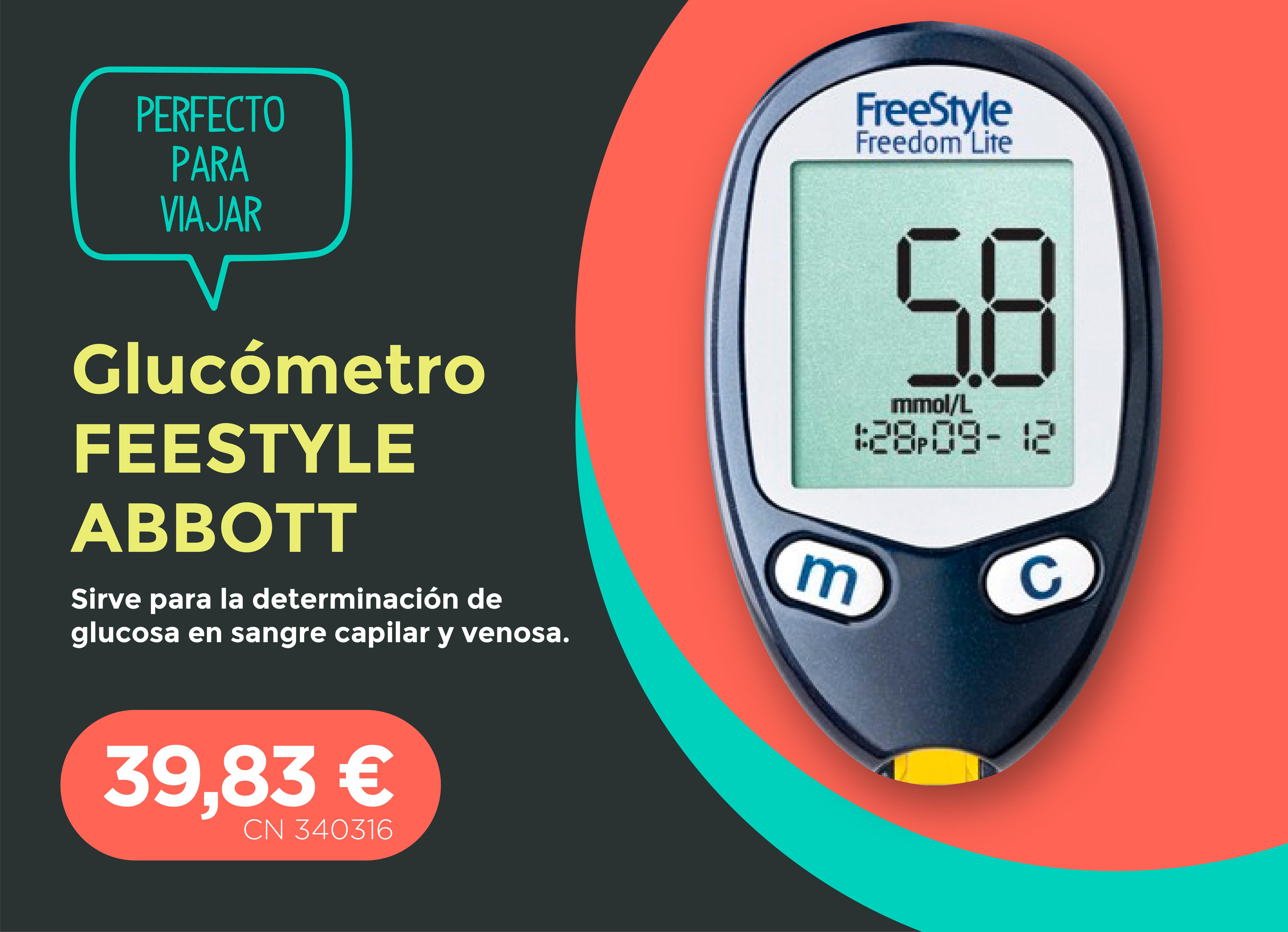 Glucometro Freestyle