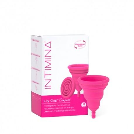 Lily Cup Compact tamaño B