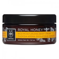 APIVITA crema corporal hidratante Royal Honey