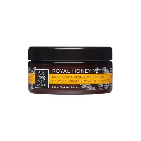 APIVITA crema corporal hidratante Royal Honey