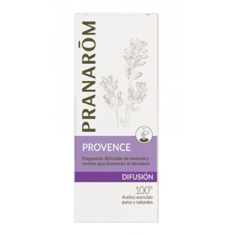 Mezcla difusión Provence Pranarom