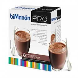 Batidos chocolate biManán