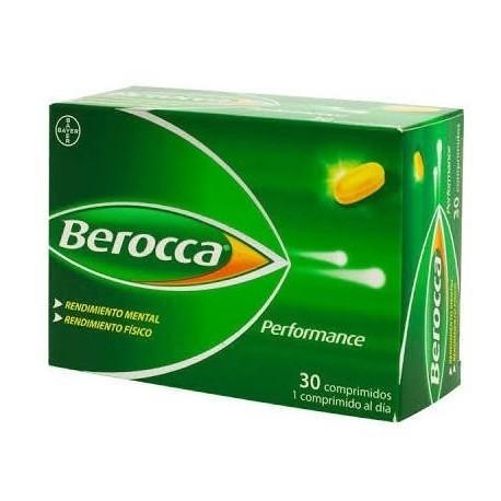 BERROCA PERFORMANCE