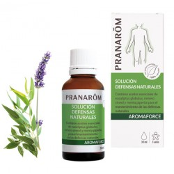PRANAROM Solución defensas naturales 30ml