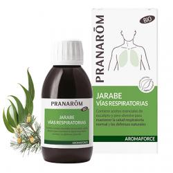PRANARÒM Aromaforce jarabe Vías Respiratorias 150ml