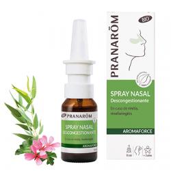 PRANARÒM Spray nasal Aromaforce 15 ml.