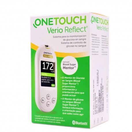 Medidor de glucosa ONE TOUCH VERIO REFLECT