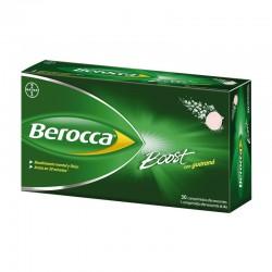 4-Berocca Boost 30 comprimidos efervescentes Bayer
