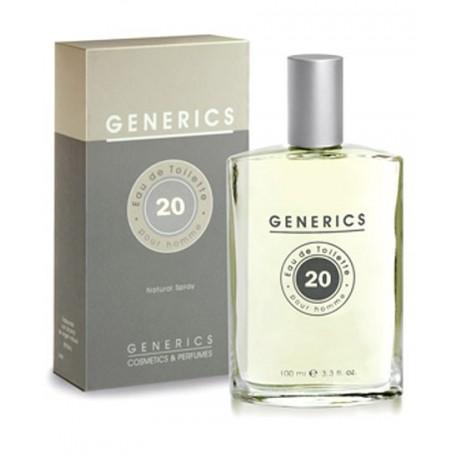 Perfume Generics 20 hombre Bulgari