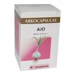 Arkocápsulas ajo Arkopharma