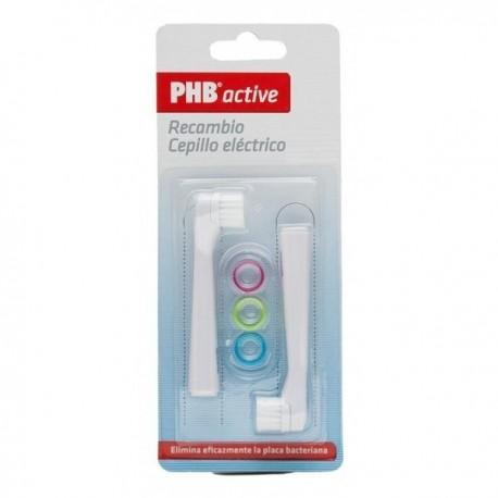 Recambio Cepillo dental PHB Active