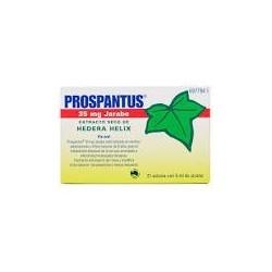 Prospantus jarabe en sobres