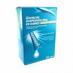 Gaviscon 24 Sobres Ardor de Estómago