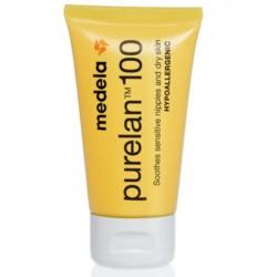 Crema antigrietas de pezón Purelan100. 37gr