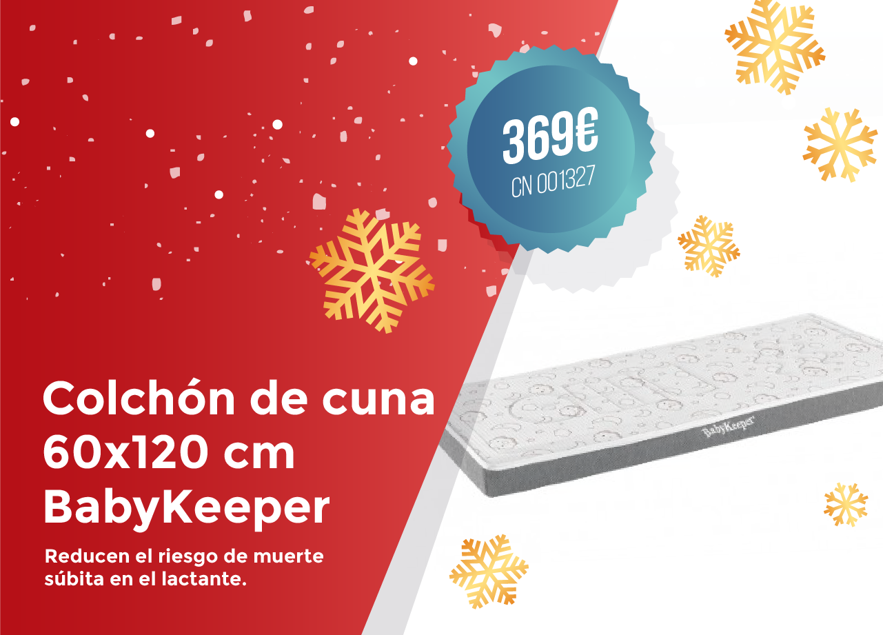 Colchon baby keeper pro